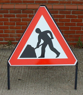 Found image of a road sign used on the Short-term Counselling page of Gill Jackman, a counsellor working in the Chew Valley, North Somerset
